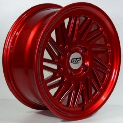 """GTP 011 alufelni 16"""" candy red"""